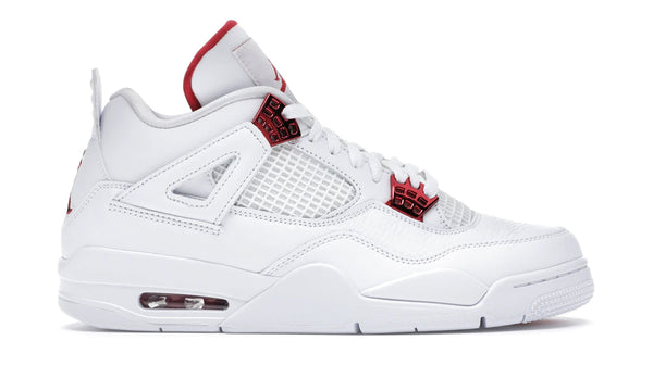 "Nike Air Jordan 4 ""Metallic Red"""