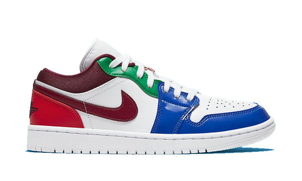"Nike Air Jordan 1 Low ""Multi White"""
