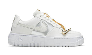 "Air Force 1 Pixel ""Gold Chain"""