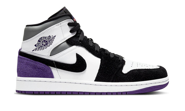 "Air Jordan 1 Mid ""Union Purple"""