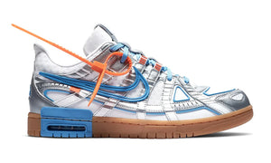 "Nike x Off White Air Rubber Dunk ""UNC"""