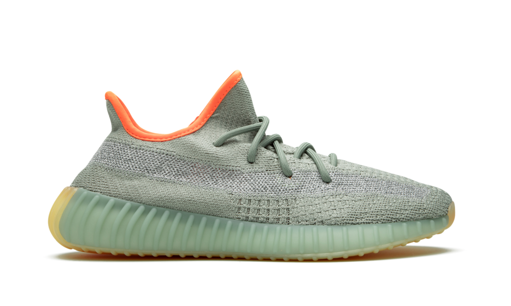 New adidas Yeezy Boost 350 V2 Seen in Desert Sage Colourway