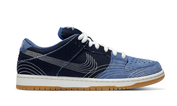 "Nike Dunk Low ""Sashiko Denim"""