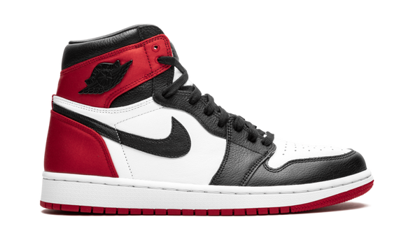 "Nike Air Jordan 1 High ""Satin Black Toe"""