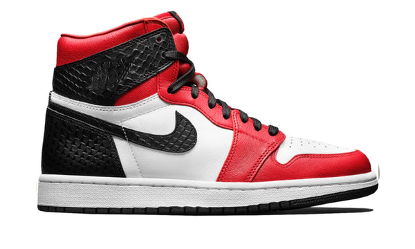 "Nike Air Jordan 1 High ""Satin Snake Chicago"""