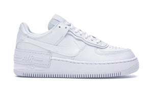 "Nike Air Force 1 Shadow ""Triple White"""