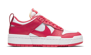 "Dunk Low Disrupt ""Siren Red"""