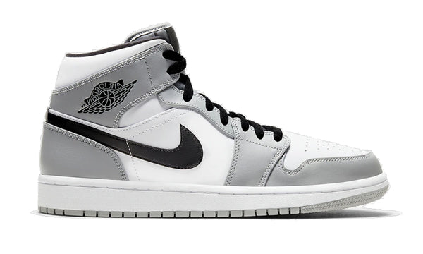 "Air Jordan 1 Mid ""Smoke Grey"""