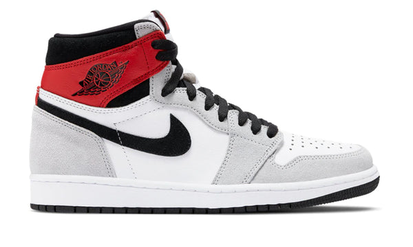 "Air Jordan 1 High ""Light Smoke Grey"""