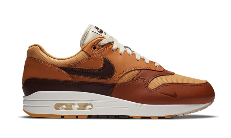 "Air Max 1 ""SNKRS Day Brown"""