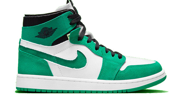 "Air Jordan 1 High Zoom CMFT ""Stadium Green"""