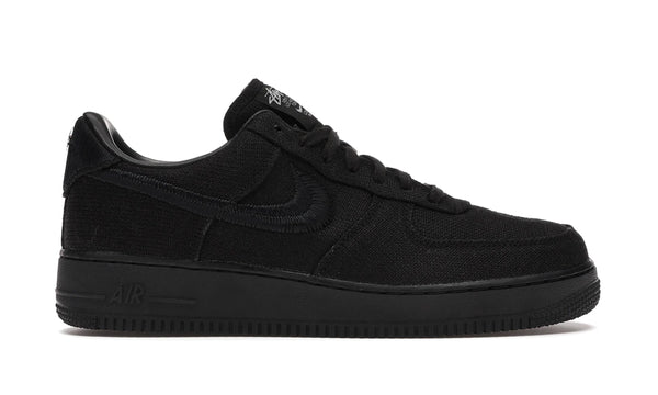 "Air Force 1 x Stussy ""Black"""