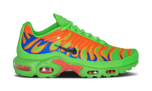"Air Max Plus TN x Supreme ""Green/Orange"""