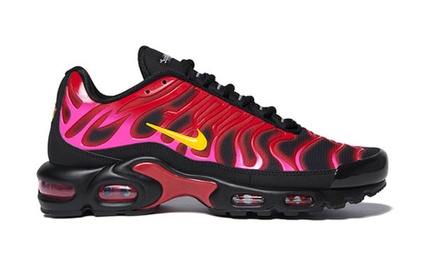 "Supreme x Nike Air Max Plus TN ""Black/Red"""