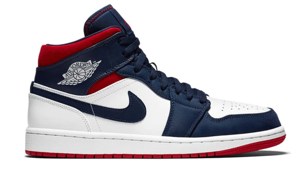 "Air Jordan 1 Mid ""USA"""