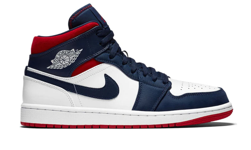 "Nike Air Jordan 1 Mid ""USA"""