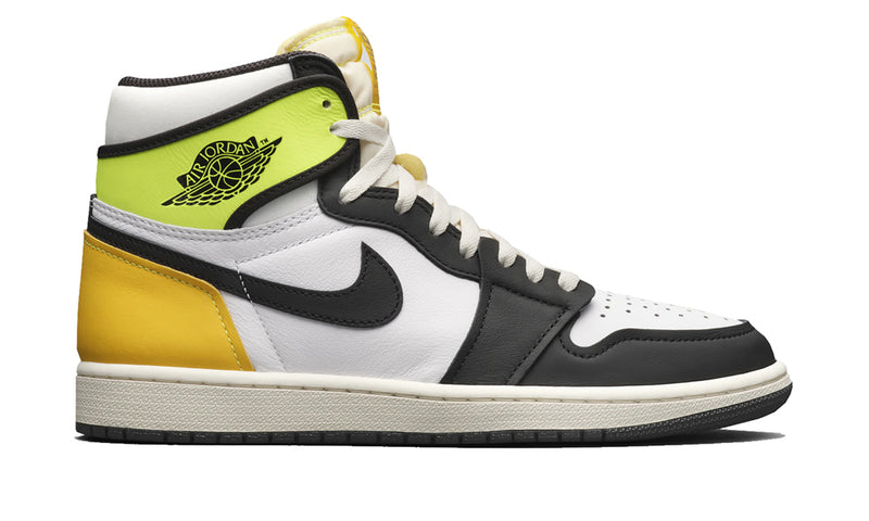 "Nike Air Jordan 1 High ""Volt Gold"""
