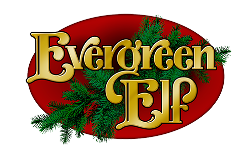 Three Evergreen Elves