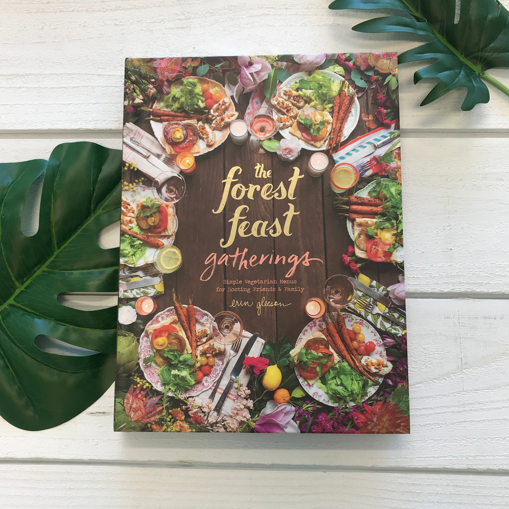 """Forest Feast Gatherings"" by Erin Gleeson"