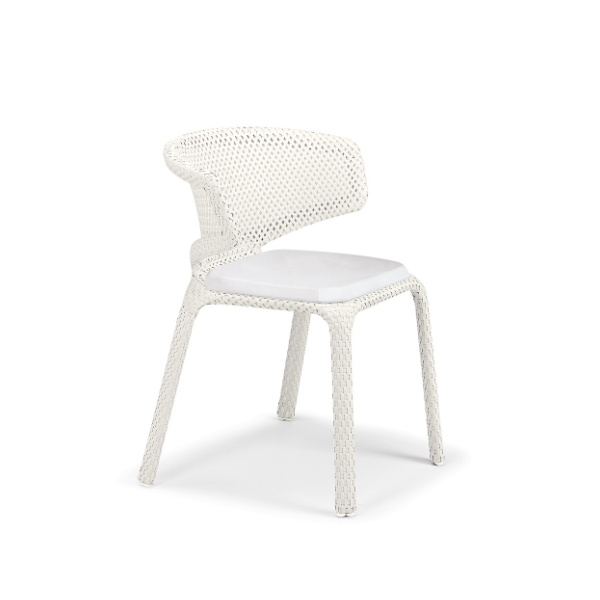 lightweight stacking dining chair