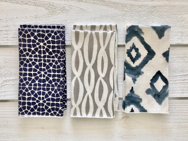marrakech mix napkins - set of six