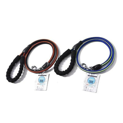 120CM Easy Grip Striped Dog Lead - thediggitydogstore.com