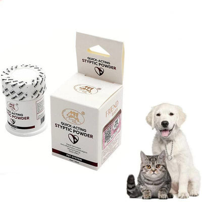 2019 New Professional Groomer's Styptic Powder For Nails - thediggitydogstore.com