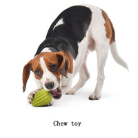 PETKIT Pet Dog toys with Squeaky Ball, Chew Ball, Treat Ball, Rubber bite resistant Interactive toy for Small Medium Dogs Pet - thediggitydogstore.com
