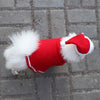 Christmas Cat Dog Cloak Xmas Party Pets Dogs Cats - thediggitydogstore.com
