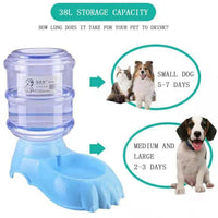 Automatic Feeder In The Shape Of A Paw!! Great Colors. - thediggitydogstore.com