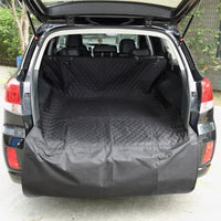 Back Of The Car Protector Mat With Pockets & Waterproof - thediggitydogstore.com