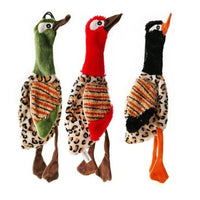 Classic Dog Toys Stuffed Squeaking Duck - thediggitydogstore.com