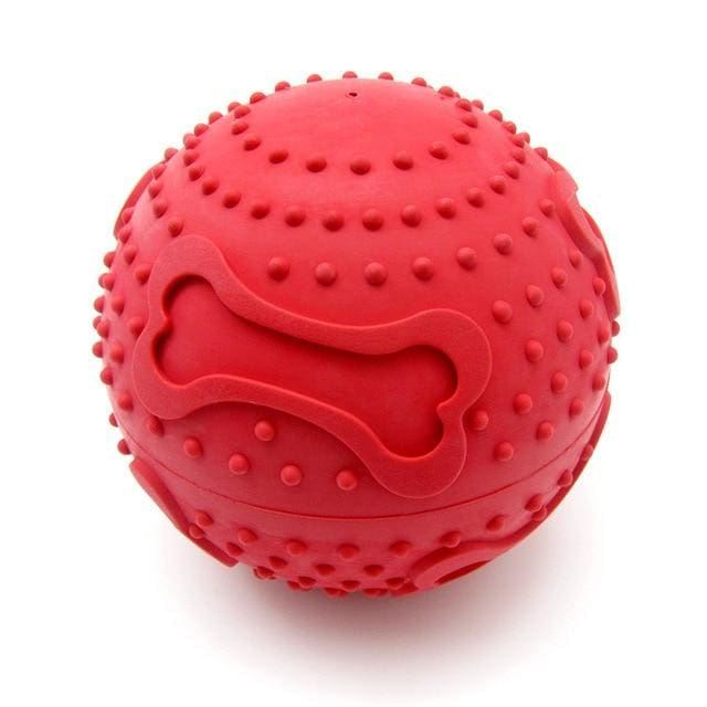 Classic Treat Ball Nice & Chewy! For Teething Great For All Dogs! - thediggitydogstore.com