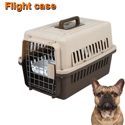 Dog Air Plane Transport Box. - thediggitydogstore.com