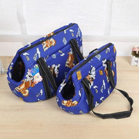 Dog Carrier Soft And Roomie Bag - thediggitydogstore.com