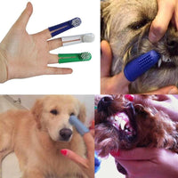 Dog Finger Toothbrush - thediggitydogstore.com