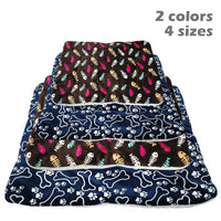 Dog Mat Cushion Lots of Sizes - thediggitydogstore.com