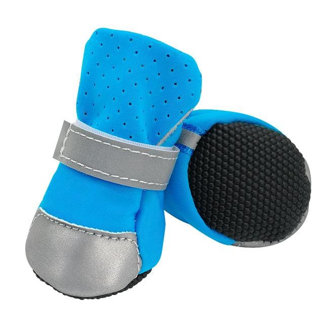 Dog Reflective Booties - thediggitydogstore.com
