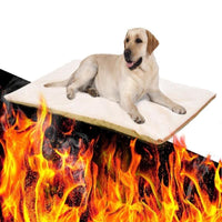 Dog Self Heating Portable Mat S-XL - thediggitydogstore.com