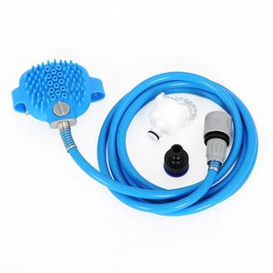 Dog Shower Hair Brush/ Comb For Grooming - thediggitydogstore.com
