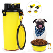 Dog Travel Portable Water Dispenser - thediggitydogstore.com