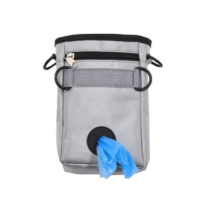Dog Treat, Training Pouch Easily Carries Toys, Treats With Poop Bag - thediggitydogstore.com