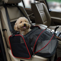 Expandable Pet Carrier For Small Dogs, Soft Sided Crate, Airline Approved Kennel - thediggitydogstore.com