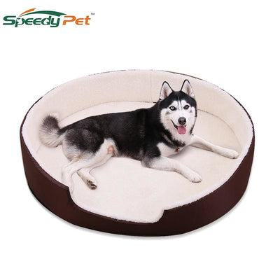 Extra Large Dog Bed Soft Fleece - thediggitydogstore.com