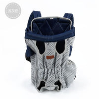 Front Pack dog Carriers. - thediggitydogstore.com