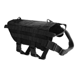 K9 Tactical Military Hunting Harness Waterproof - thediggitydogstore.com