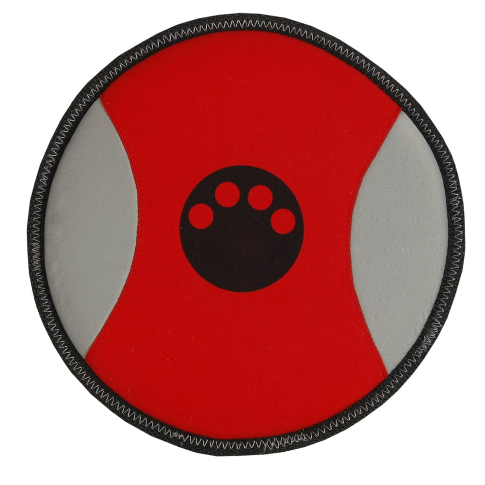 Neoprene Floatation Dog Frisbee Toy - thediggitydogstore.com