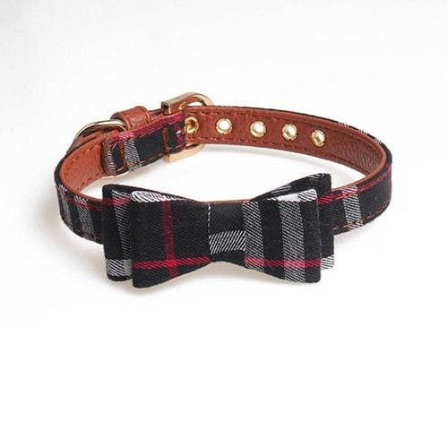 New For Autumn 2019,  Bow Tie collar And Bandana collar S-L - thediggitydogstore.com
