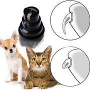 Premium Rechargeable Painless Dog Nail Grinder - thediggitydogstore.com