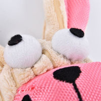 Rabbit Dog Chew & Tug Toy - thediggitydogstore.com